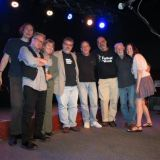 Jeff Hecker, Rick Alley, Renee Olander, Tom Williams, Bob, Tim Seibles, Robert Miltner, Molly Fuller