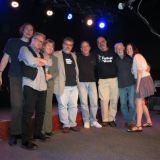 Jeff Hecker, Rick Alley, Renee Olander, Tom Williams, Bob, Tim Seibles, Robert Miltner, Molly Fuller