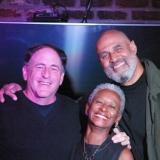 Toni Wynn and Tim Seibles