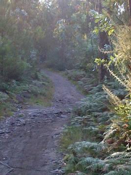 spain footpath