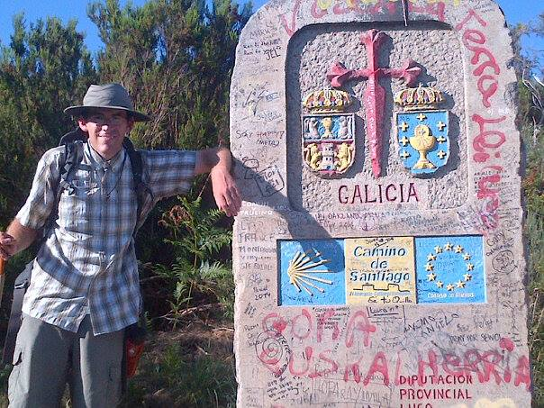 on the Camino
