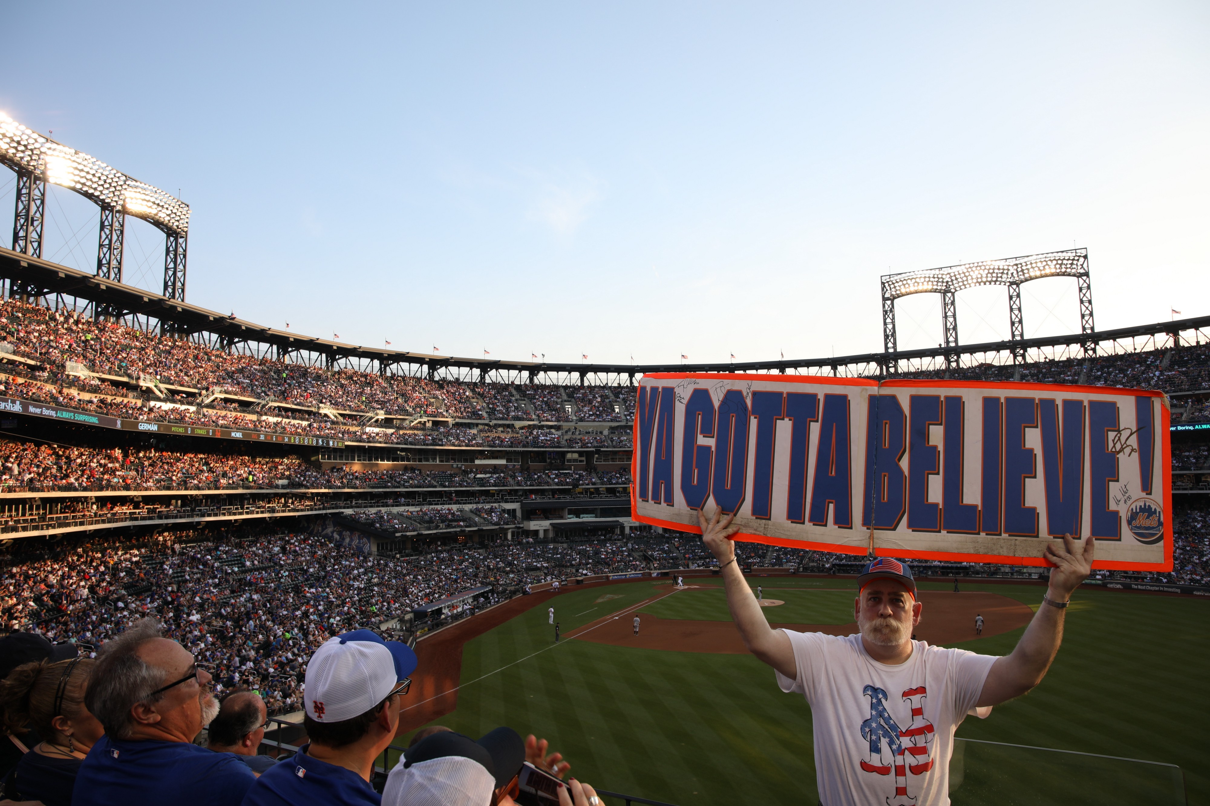 Ya Gotta Believe. By Jay Horwitz | by New York Mets | Mets Insider Blog